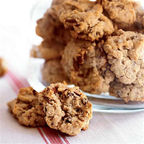 healthy baking guide oatmeal chocolate chip  pecan