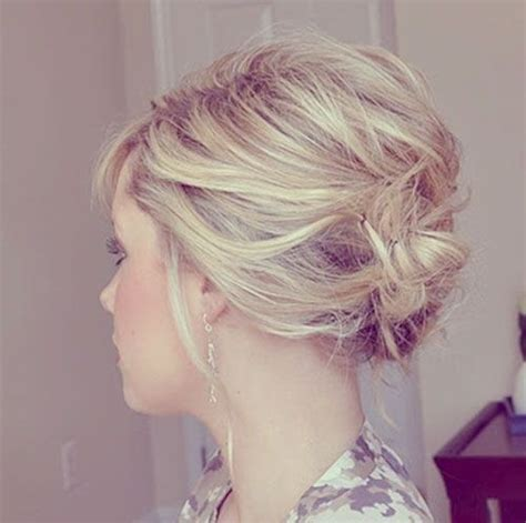Bridesmaid Updo Hairstyles For Hair by Bridesmaid Hairstyles For Hair Popular Haircuts