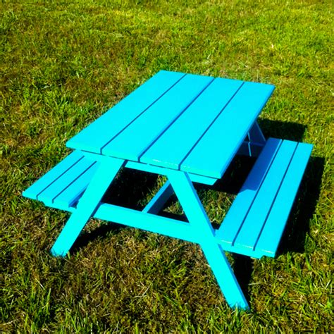 white preschool picnic table diy projects 447 | 3154809133 1335376552