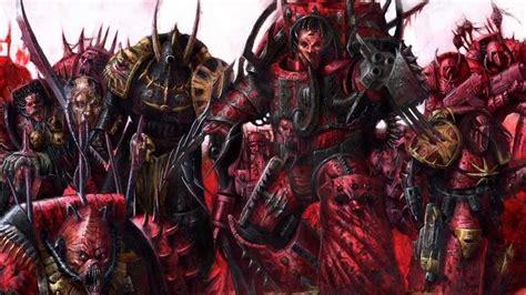 warhammer  chaos temptation youtube