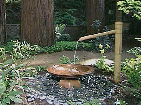 Small Backyard Water Feature Ideas » All For The Garden