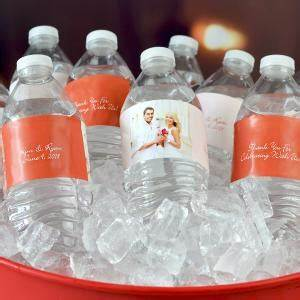 4995 100 custom jack daniels mini bottle labels wedding With custom mini water bottle labels