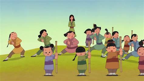 Mulan 2 Lesson Number One Korean Youtube