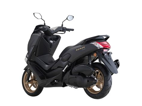 Nmax 2018 Black by Yamaha Nmax 2018 Black Matte Velg Emas 3 187 Bmspeed7