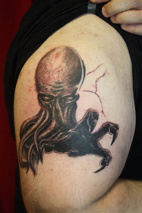 cthulhu tattoo images designs