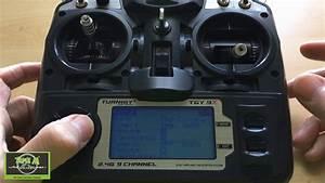 Turnigy Tgy 9x Setting Up Flight Modes