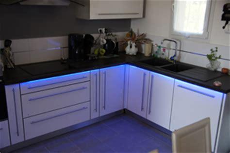 re lumineuse led cuisine deco led eclairage idées déco pour les cuisines