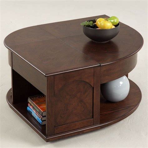 However, since such tables are difficult to build, most people pay the yaheetech coffee table is ideal for modern homes. Sebring Castered Double Lift-Top Cocktail Table   Coffee table, Progressive furniture, Lift top ...