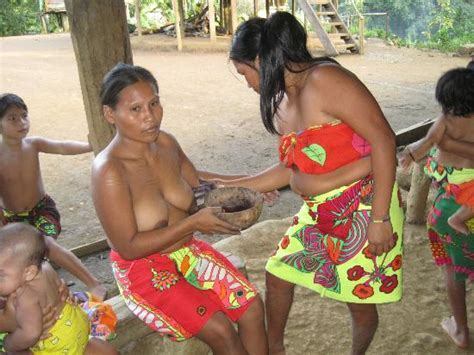 Embera Quera Picture Of Embera Village Tours More Panama City Tripadvisor