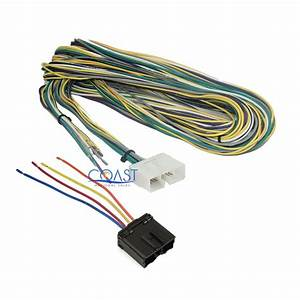 Metra Car Radio Stereo Amp Bypass Wiring Harness For 1992