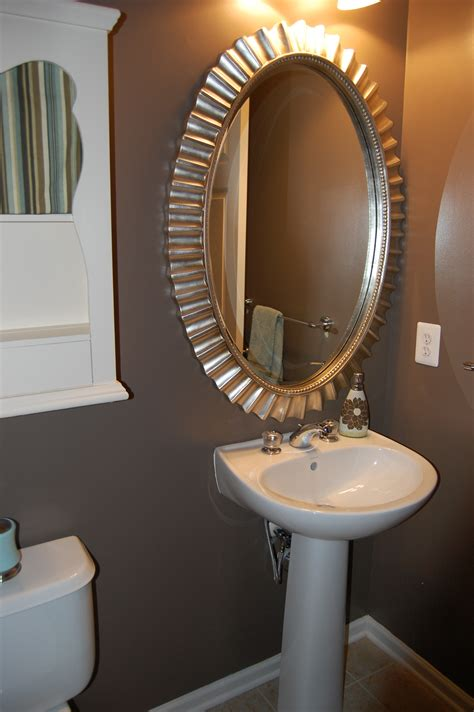 powder room mirror powder room powder room design ideas home interior decoration