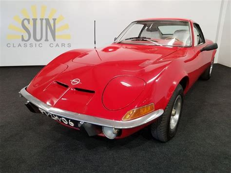 1973 Opel Gt For Sale by Opel Gt 1973 For Sale At Sun Classic Cars