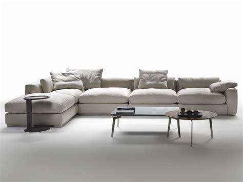 canapé flexform canapé italien design idées pour le salon par les top