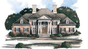 Stunning Neoclassical Home Plans by Neoclassical House Plans And Neoclassical Designs At