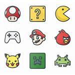 Games Icons Console Vector Flaticon