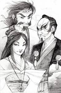 The Green Cat's Corner: Mitología japonesa (III): Amaterasu y Susano La desaparición del Sol