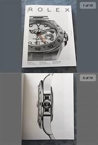 Manuals And Guides 93720  Rolex Magazine Issue  8 Explorer