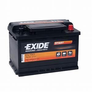 Batterie 74 Ah : marine equipment selection items battery exide marine ~ Jslefanu.com Haus und Dekorationen