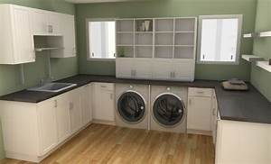 Laundry room cabinets ideas laundry room ideas for your for Suggested ideas for laundry room design