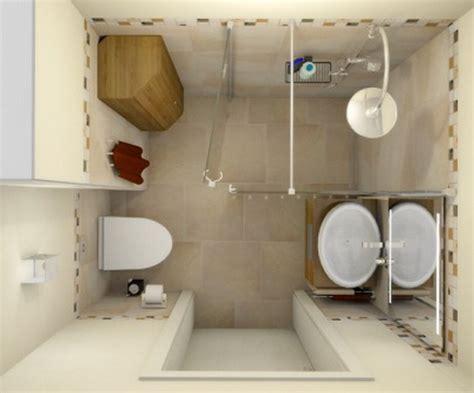 Sehr Kleines Badezimmer Planen by Kleine B 228 Der Ideen