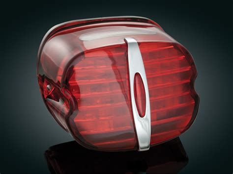 Replacement Led Taillight Conversion For Harley Davidson Models From Kuryakyn