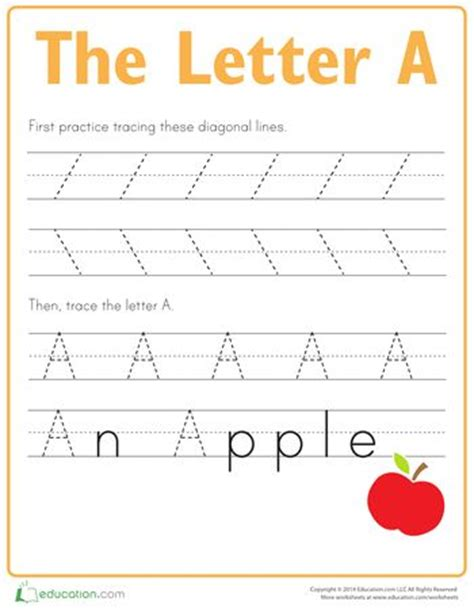 practice tracing the letter a cookies and stuff with the