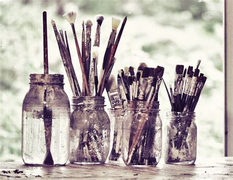 Paint Brushes, Art, Arts, Colours, Paint Brush, Fine Arts