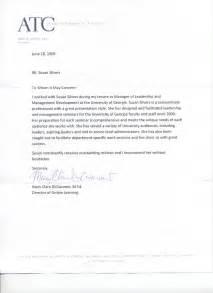 Employee Testimonial Letter Example