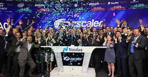 Cloud Security Company Zscaler Plummets After Coo