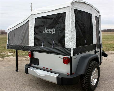 Jeep Introduces Campers Built By Livin Lite Rv Van Life