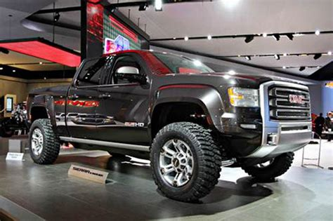 gmc sierra redesign   cars review