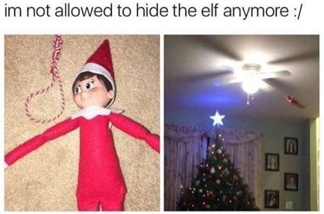 Elf On A Shelf Meme - adult elf on the shelf