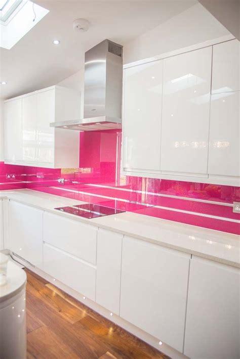 Ideas Of Kitchen Designs - best 25 coloured glass splashbacks ideas on pinterest glass splashbacks glass back splash