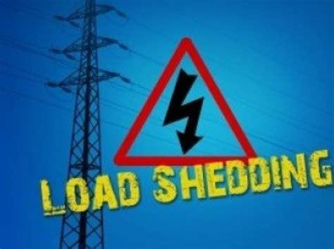 Eskom Load Shedding