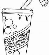 Milk Coloring Carton Printable Getcolorings Pages Clip sketch template