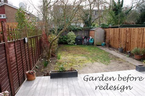 garden redesign from the drawing board finished garden in chiswick lisa cox garden designs blog