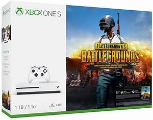 Microsoft unveils Xbox One S PlayerUnknown's Battlegrounds ...