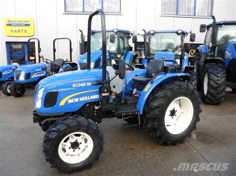 Used New Holland Boomer 50 Tractors Year 2018 For Sale