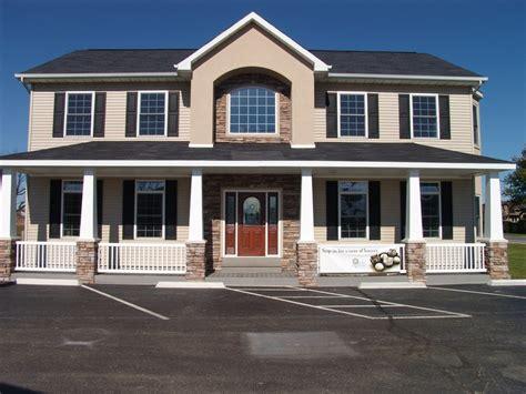 2 story home plans two story modular home modern modular home