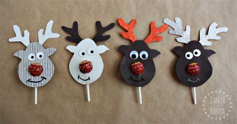 rudolph  lollipop nosed reindeer danya banya
