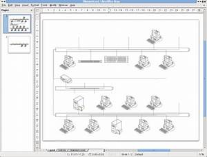 Initial Support For Visio Files Lands To Libreoffice