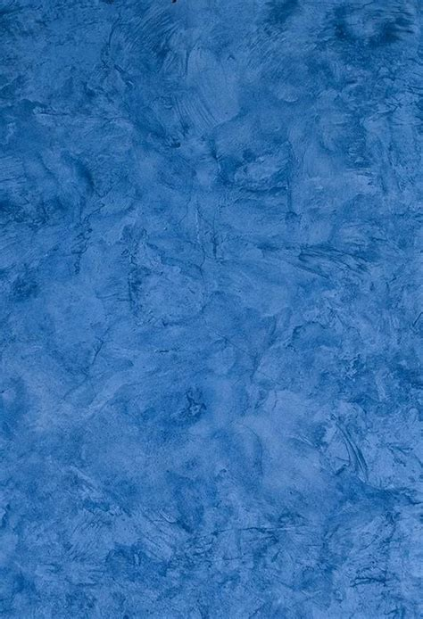 Abstract Blue Mortar Texture Backdrop for Photography D167