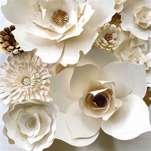Paperflora all your paper decor needs flower