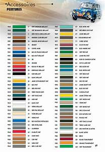 Color Reference Charts Heller New Color Map Ipms Stockholm