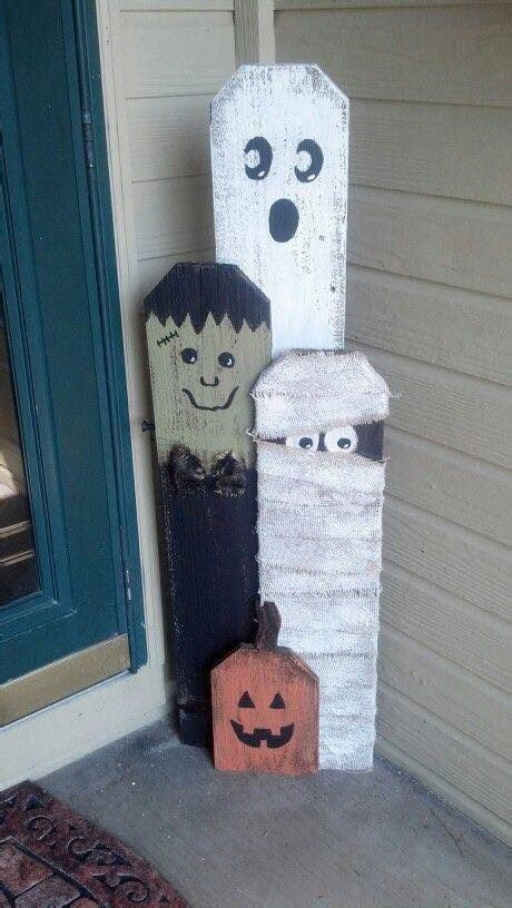 25 best ideas about homemade halloween decorations on
