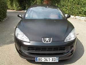Peugeot 207 Noir : troc echange 407 coup v6 diesel bi turbo 207 cv noire mat sur france ~ Gottalentnigeria.com Avis de Voitures
