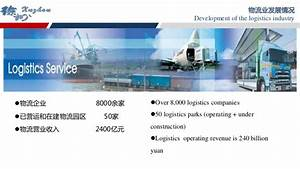 Invitation to 4th China Logistics Development Conference