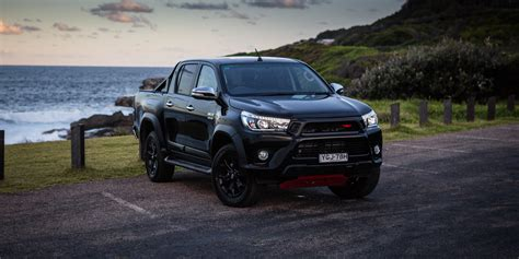 2017 Toyota Hilux Trd Review Caradvice