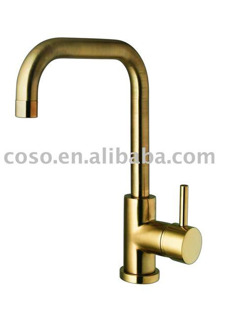 gold kitchen faucet gold kitchen faucet 11 d8372g mi casa
