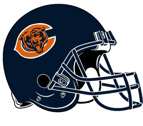 chicago bears helmet clip art   cliparts